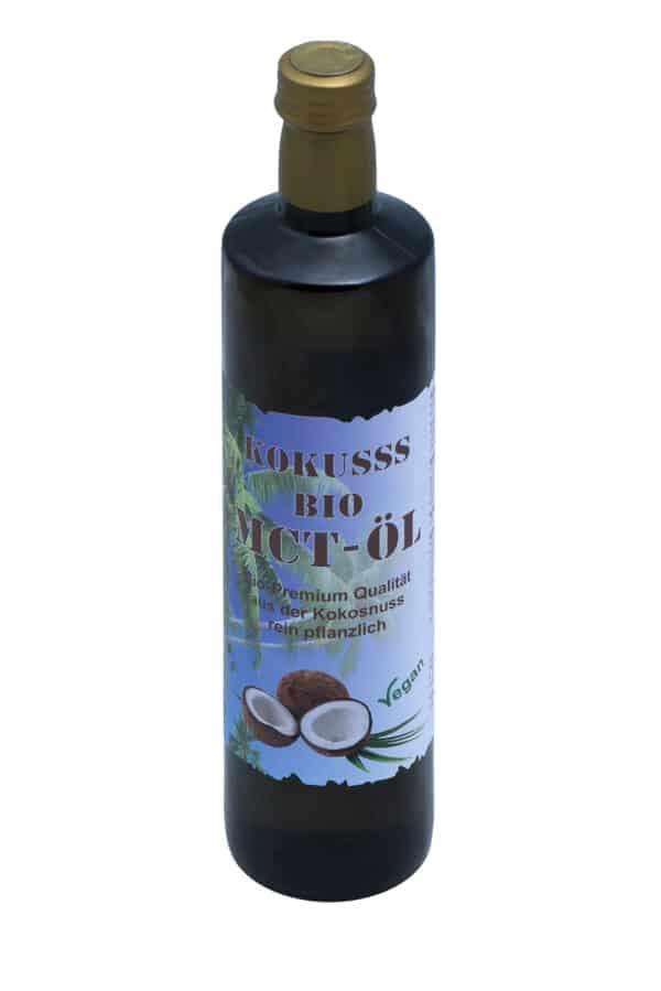 KOKUSSS Bio MCT-Öl