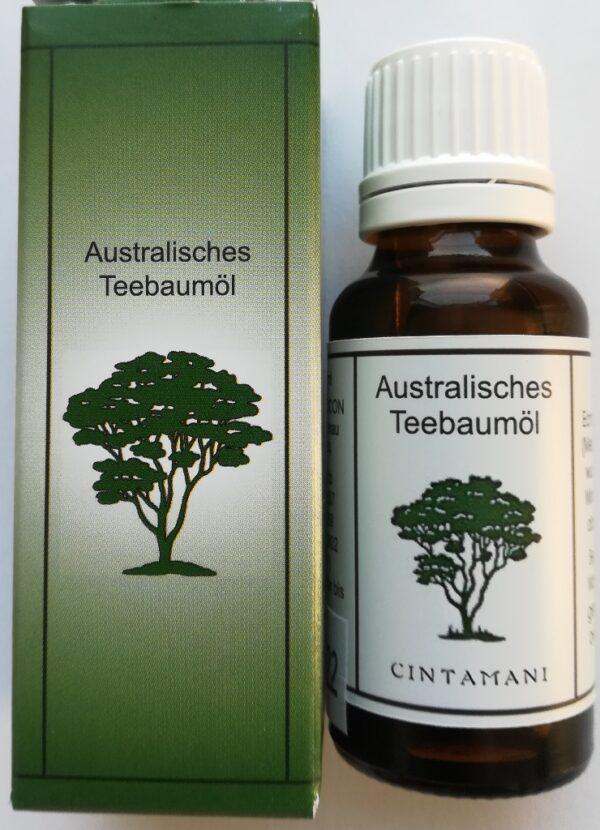 Australisches Teebaumöl 20ml (Premium Qualität)